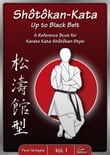 Shotokan-Kata Up to Black Belt - Vol. 1