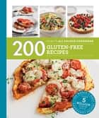 Hamlyn All Colour Cookery: 200 Gluten-Free Recipes - Hamlyn All Color Cookbook ebook by Louise Blair