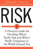 Risk - A Practical Guide for Deciding What's Really Safe and What's Really Dangerous in the World Around You ebook by David Ropeik, George Gray