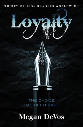 Loyalty - Book 2 in the Anarchy series ebook by Megan DeVos