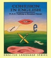 Cohesion in English ebook by M.A.K. Halliday,Ruqaiya Hasan
