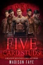 Five Card Studs ebook by Madison Faye