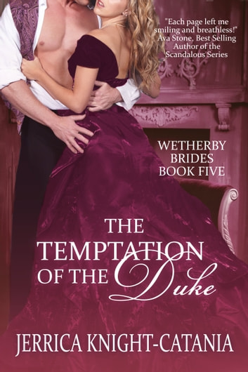 The Temptation of the Duke ebook by Jerrica Knight-Catania