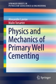 Physics and Mechanics of Primary Well Cementing ebook by Alexandre Lavrov,Malin Torsæter