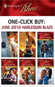 One-Click Buy: June 2010 Harlequin Blaze - 3 Seductions and a Wedding\Wanted!\The Ranger\The Sexy Devil\Taken Beyond Temptation\Indiscretions ebook by Kobo.Web.Store.Products.Fields.ContributorFieldViewModel