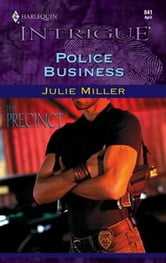 Police Business ebook by Julie Miller