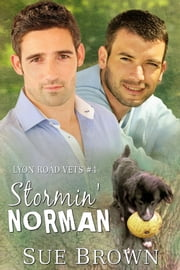 Stormin' Norman (Lyon Road Vets #4) ebook by Sue Brown