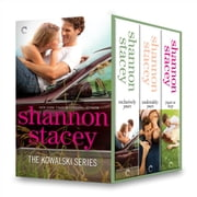 Kowalski Series Bundle 1 - Exclusively Yours\Undeniably Yours\Yours To Keep ebook by Shannon Stacey
