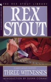 Three Witnesses ebook by Rex Stout