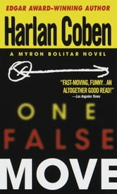 One False Move - A Myron Bolitar Novel ebook by Harlan Coben