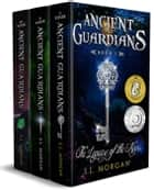 Ancient Guardians Novel Series Box Set ebook by S.L. Morgan