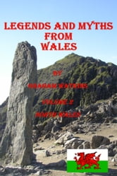 Legends and Myths from North Wales ebook by Graham Watkins