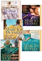 Mary Jo Putney's Lost Lords Bundle: Loving a Lost Lord, Never Less Than A Lady, Nowhere Near Respectable, No Longer a Gentleman & Sometimes A Rogue ebook by Mary Jo Putney