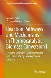 Reaction Pathways and Mechanisms in Thermocatalytic Biomass Conversion I - Cellulose Structure, Depolymerization and Conversion by Heterogeneous Catalysts ebook by Marcel Schlaf,Z. Conrad Zhang