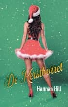 De kerstborrel ebook by Hannah Hill