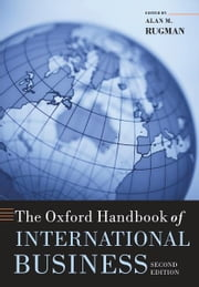 The Oxford Handbook of International Business ebook by Alan M. Rugman
