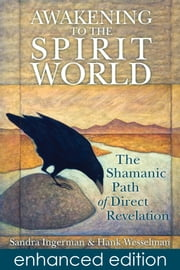 Awakening to the Spirit World - The Shamanic Path of Direct Revelation ebook by Sandra Ingerman,Hank Wesselman, Ph.D.