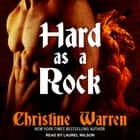 Hard as a Rock audiobook by Christine Warren