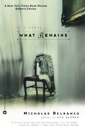 What Remains ebook by Nicholas Delbanco