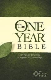 The One Year Bible TLB ebook by Tyndale