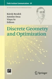 Discrete Geometry and Optimization ebook by