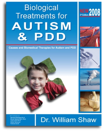 Biological Treatments for Autism and PDD ebook by William Shaw