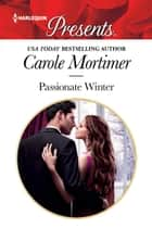 Passionate Winter ekitaplar by Carole Mortimer