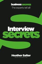 Interview (Collins Business Secrets) ebook by Heather Salter