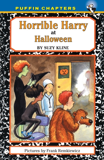 Horrible Harry at Halloween ebook by Suzy Kline