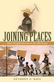 Joining Places - Slave Neighborhoods in the Old South ebook by Anthony E. Kaye