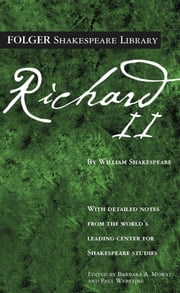 Richard II ebook by William Shakespeare,Dr. Barbara A. Mowat,Paul Werstine, Ph.D.