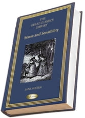 Sense and Sensibility (THE GREAT CLASSICS LIBRARY) ebook by Jane Austen