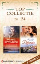 Topcollectie 24 - Machtig & opwindend ; Affaire met de biljonair ebook by Sharon Kendrick, Lynne Graham, Anne McAllister,...