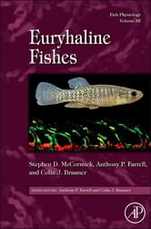 Fish Physiology: Euryhaline Fishes ebook by