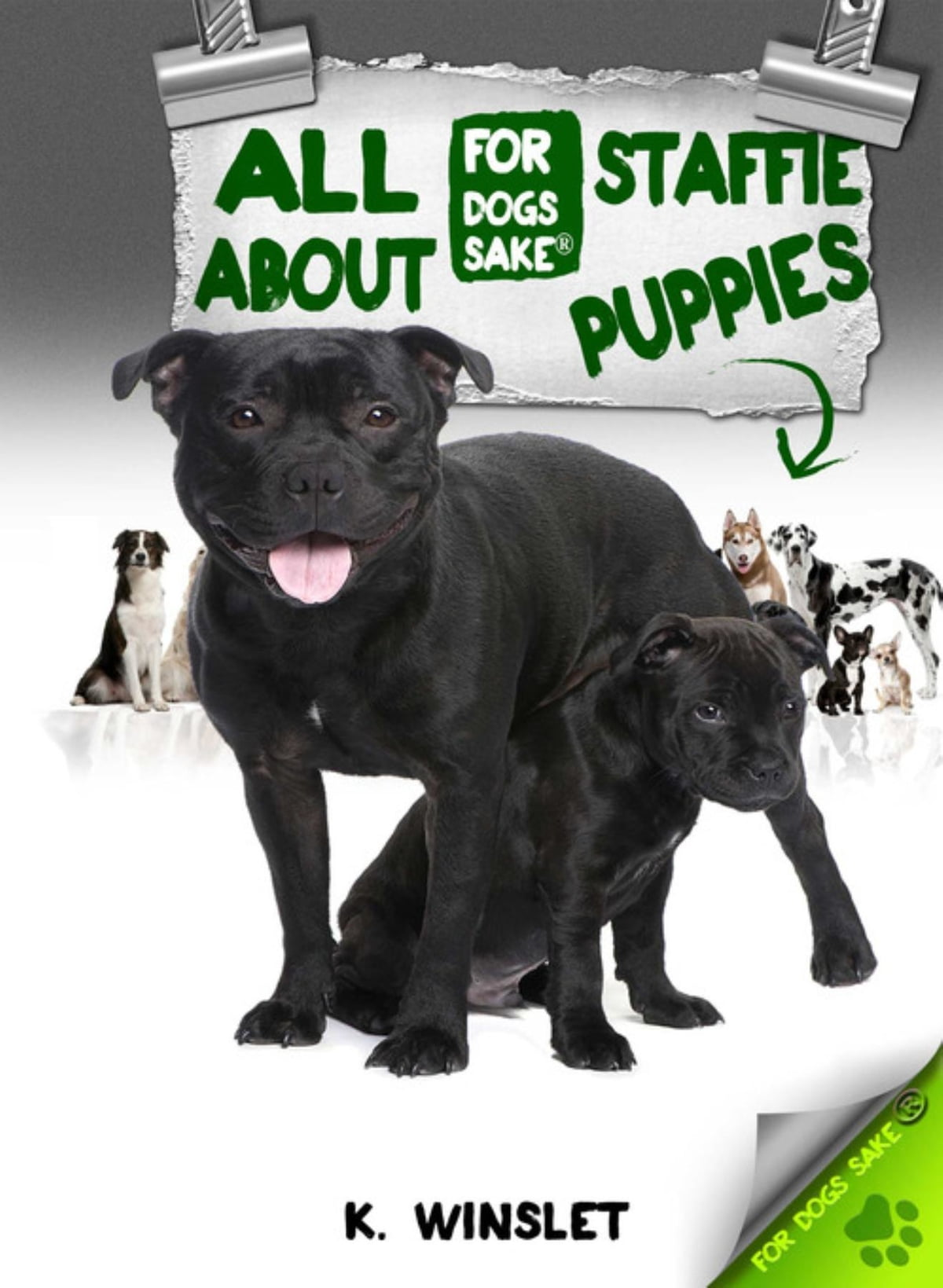 All About Staffordshire Bull Terrier Puppies Ebook By Kevin Winslet Rakuten Kobo