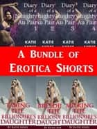 A Bundle of Erotica Shorts ebook by Katie Ayres