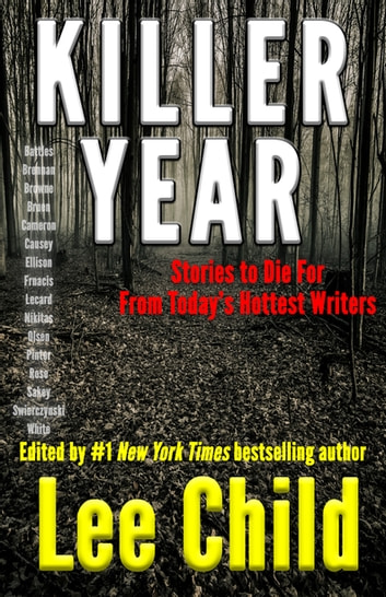 Killer Year - Stories to Die For ebook by Laura Lippman