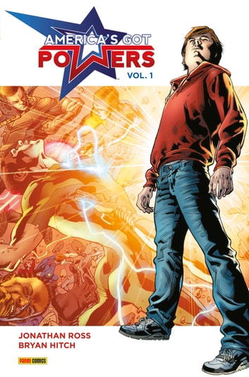 America's Got Power T01 ebook by Bryan Hitch,Jonathan Ross