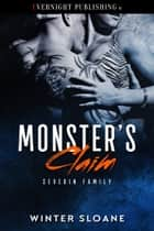 Monster's Claim ebook by Winter Sloane