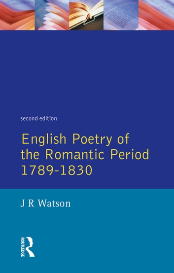 an analysis of the romantic peroid In these various ways, the romantic period witnessed redefinitions of citizenship key to our own modernity in this process, poets and writers played a fundamental role as the unacknowledged legislators of the world, in percy shelley's famous words.