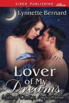 Lover of My Dreams ebook by Lynnette Bernard