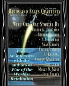 Bards and Sages Quarterly (January 2017) ebook by B.C. Nance, Andrew Knighton, Walter G. Esselman,...