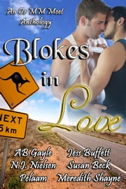 Blokes in Love ebook by A.B. Gayle