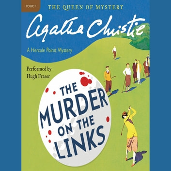 Murder On The Links Audiobook By Agatha Christie 9780062231529