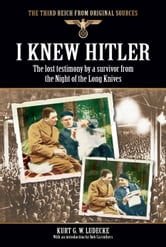 I Knew Hitler ebook by Bob Carruthers