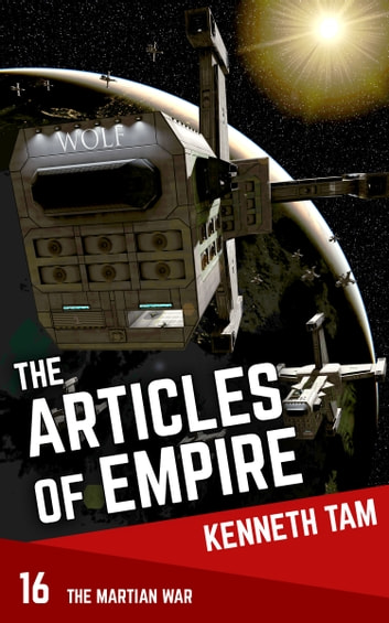 The Articles of Empire ebook by Kenneth Tam