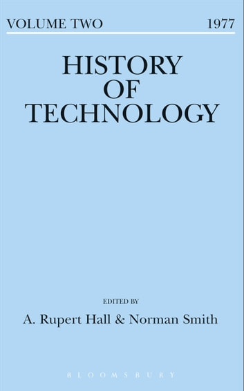 History of Technology Volume 2 ebook by