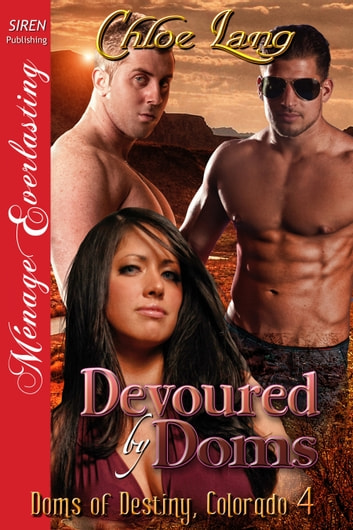 Devoured by Doms ebook by Chloe Lang
