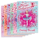 Magic Ballerina 7-12 (Magic Ballerina) ebook by Darcey Bussell