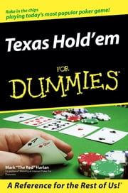 Texas Hold'em For Dummies ebook by Mark Harlan